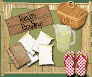 random-ramblings