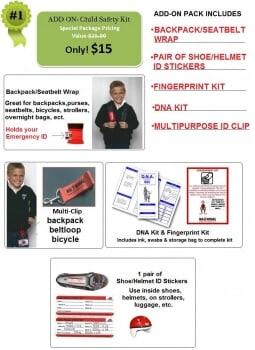 Add On Child Safety Kit