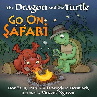 The Dragon And The Turtle Go on Safari.