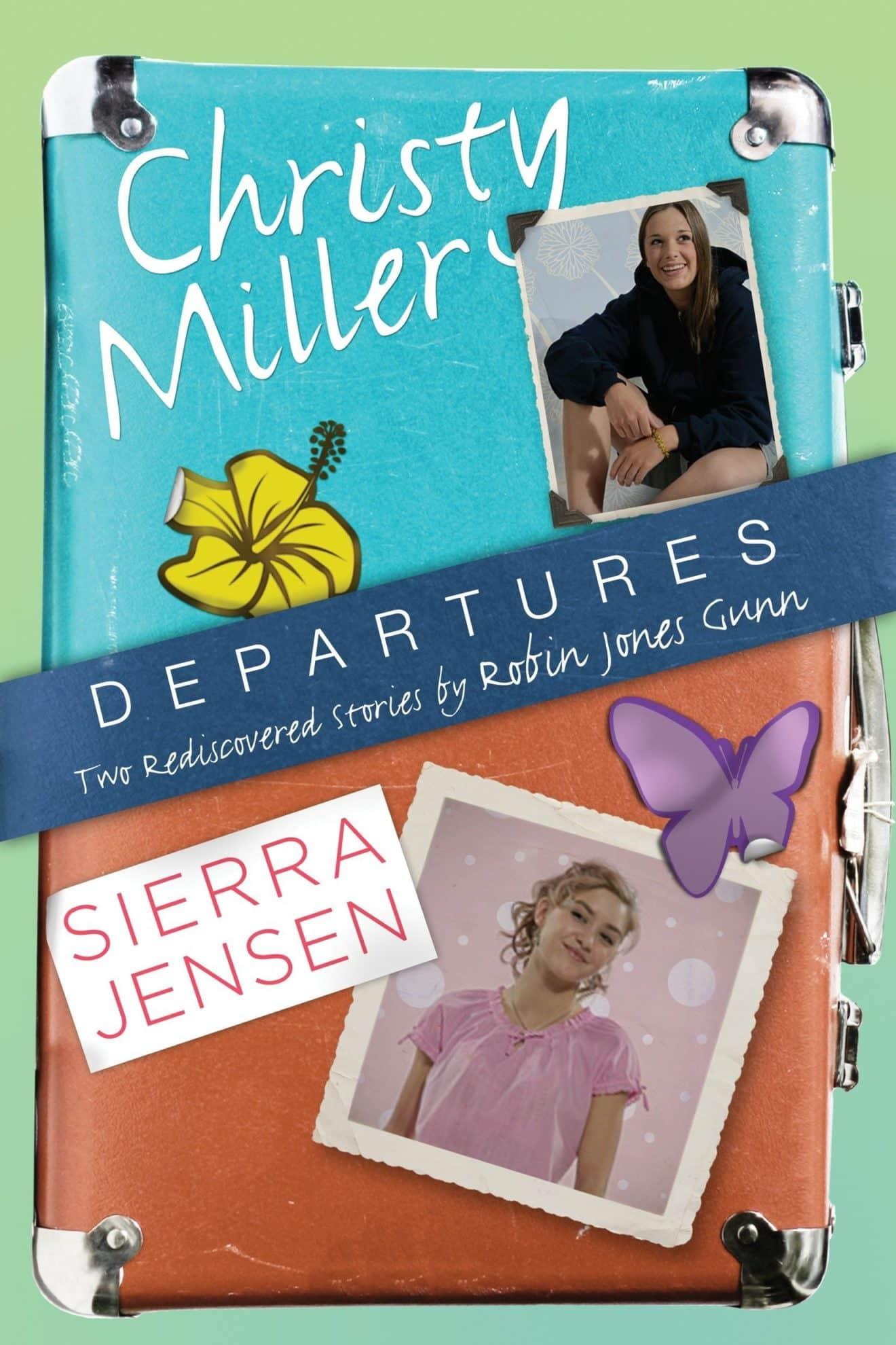 Book: Departures by Robin Jones Gunn