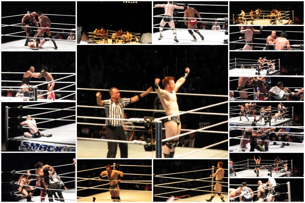 Sheamus wins Battle Royal but loses to Cody Rhodes