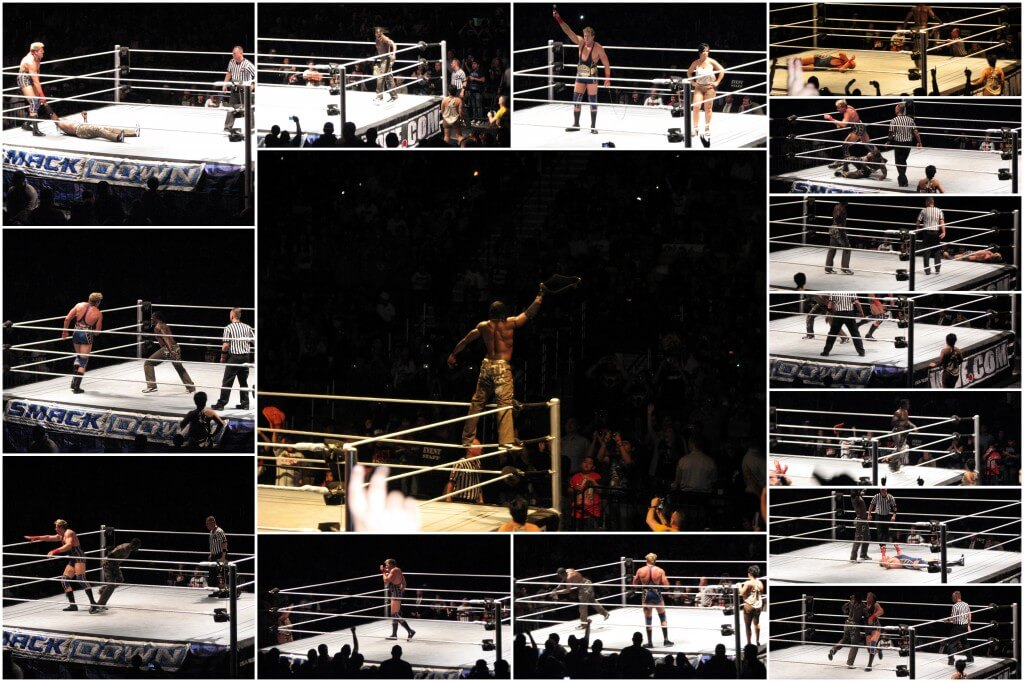 R-Truth defeats Jack Swagger
