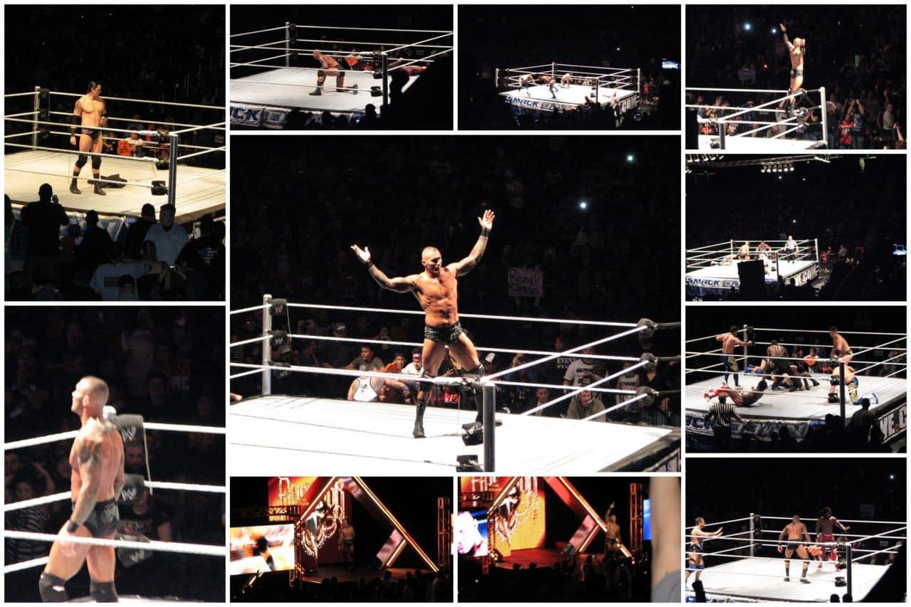 WWE event