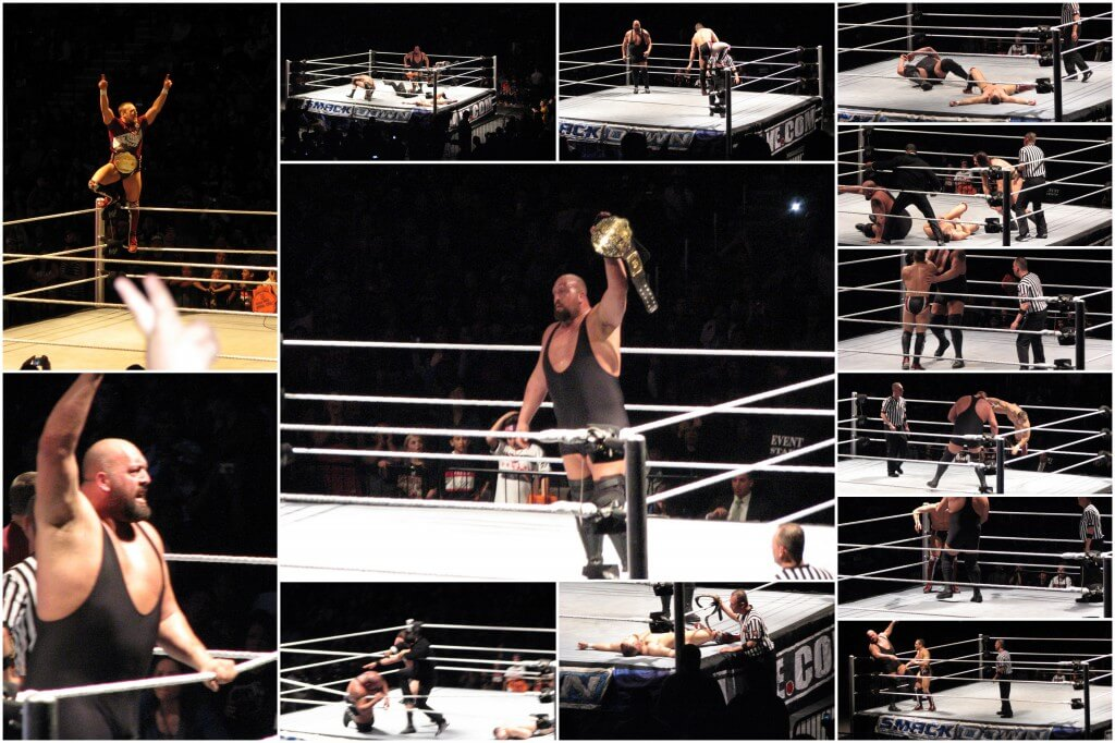 Big Show defeats Daniel Bryan