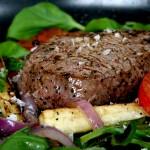 #AtoZChallenge – Sizzlin' Steaks