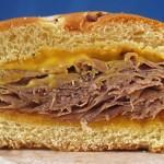 #AtoZChallenge – Beef 'N Cheddar Sandwich (Arby's Clone)