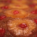 #AtoZChallenge – Upside Down Cake