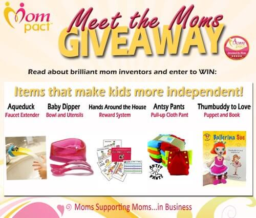 mompact giveaway