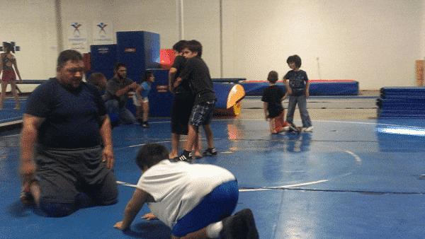 LT & DK Wrestling
