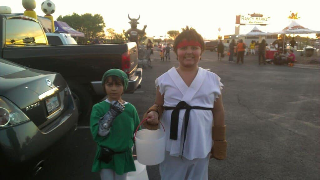 DK as Link and LT as Ryu