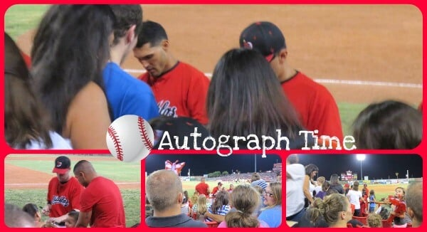 Happy 4th of July Autograph