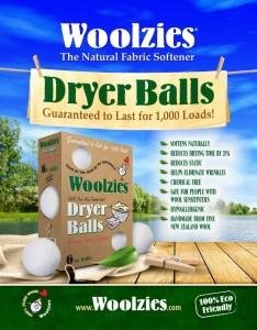 Woolzies Dryer Balls