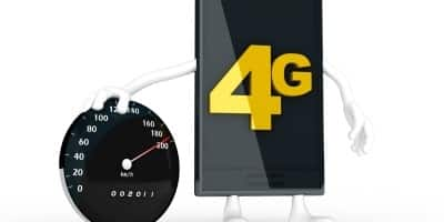 The Speed Of 4G