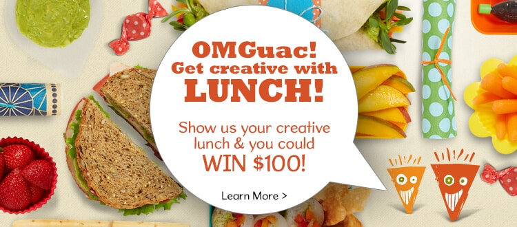 OMGuac Your Lunch Contest