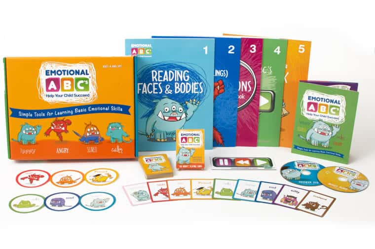 Teach Emotions With The Emotional ABCs Program