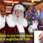 iCaughtSanta.com Sample Photo