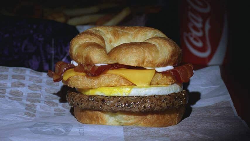 Jack's Munchie Meal - Brunch Burger