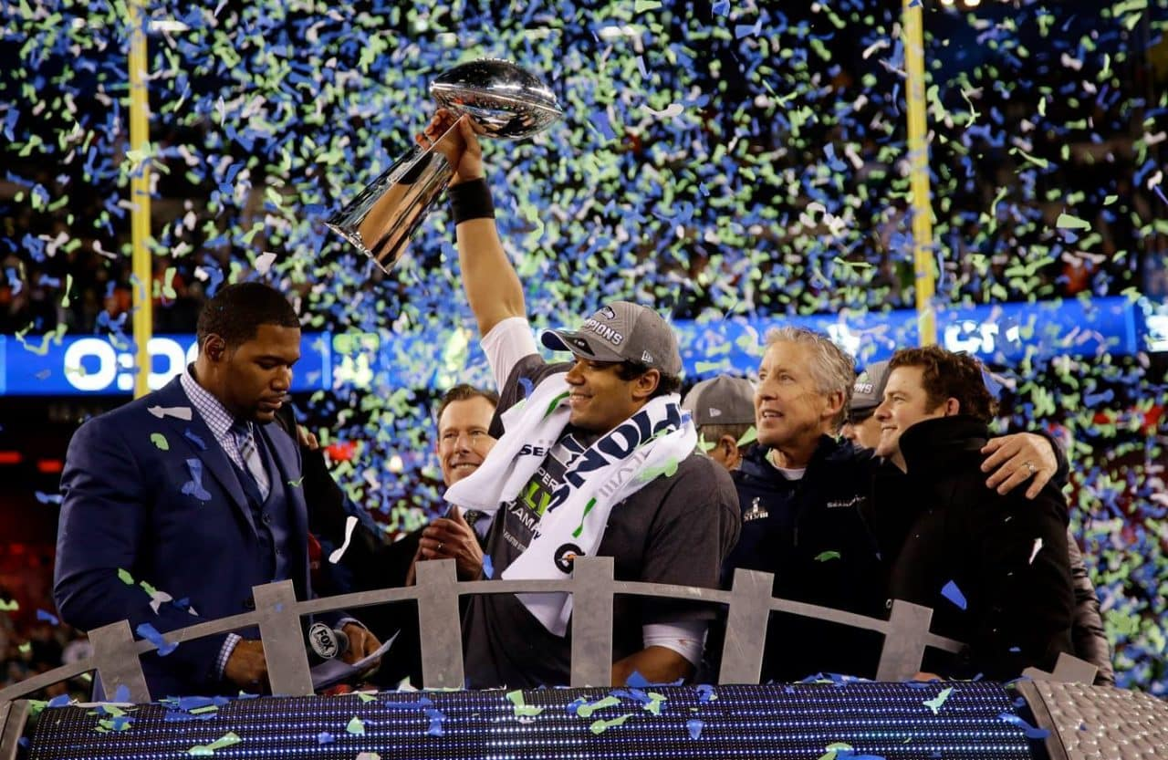 Super Bowl Champions Seattle Seahawks