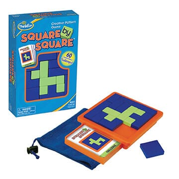 Square by Square® game by ThinkFun