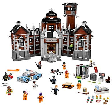THE LEGO® BATMAN MOVIE Arkham Asylum
